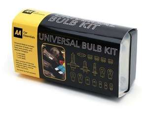 AA Car Essentials Universal Bulb Kit £4.48 @ Amazon.co.uk