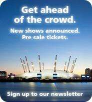 £8 off parking at O2 area on arena nights only