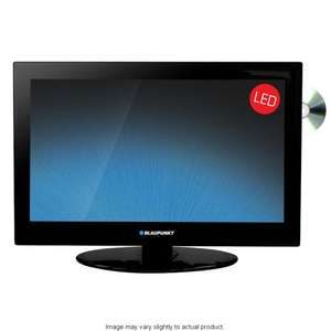 "Blaupunkt 22"" Full HD LED TV - DVD Combi £119.95 instore @ B&M Bargains"