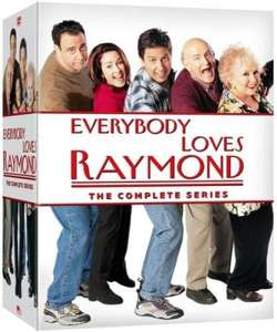 Everybody Loves Raymond Complete Seasons DVD Box Set £35.96 Using A Code @ The Hut