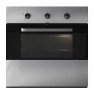 FRAMTID OV3 Forced air oven, stainless steel - £65 with Ikea Family
