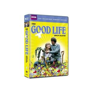 The Good Life - Complete Collection [DVD] @ Asda