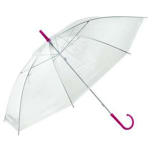 Large Fashion Umbrella - Poundland