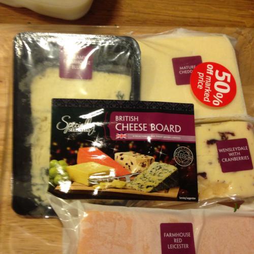 Aldi cheese board £1.49 instore @ Aldi (Newcastle)