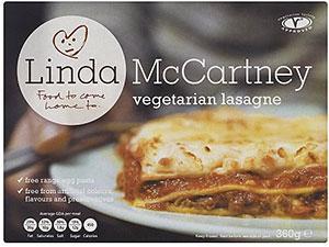 Linda McCartney Vegetarian Lasagna 99p @Lidl