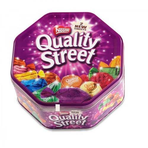 Quality street £4 @ sainsburys instore