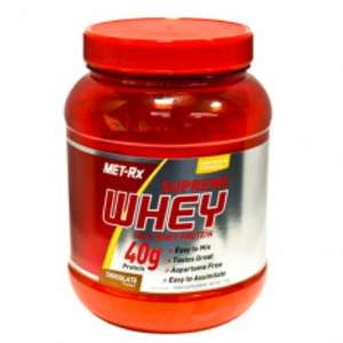 MET-Rx Supreme Whey 908g Protein Shake Powder @ Lidl - £17.99
