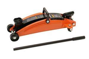 2 tonne trolley jack - £21.99 @ Halfords