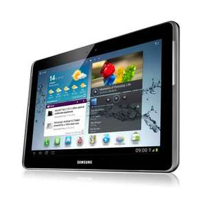 Samsung Galaxy Tab2 10.1 inch Tablet - Silver- 21% off, Only £238 @ Amazon