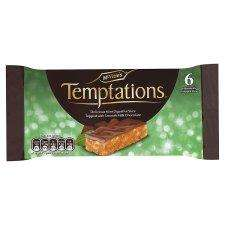 McVities Temptations 6 pack - 50p at Tesco