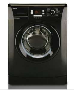 Beko 8kg Load Washing Machine - Black  from Very £329.00 £269.00 Save £60.00