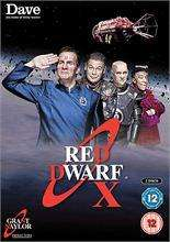 Smeg! Red Dwarf X DVD £8 at blockbuster!