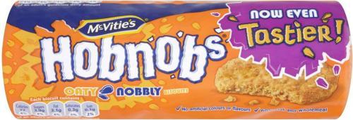 McVitie's HobNobs (300g) 55p @ Sainsbury's
