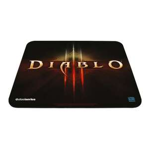 SteelSeries QcK Diablo III medium size gaming mouse mat for £5 @Amazon