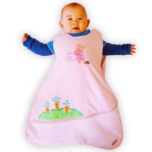 MaByLand Large Bunny Sleeping Grobag @ Amazon was £29.99  now £7.86