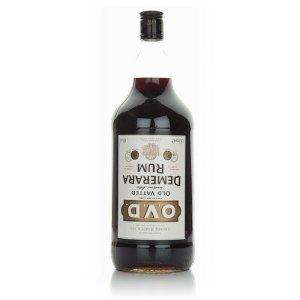 O.V.D Rum 1.5 Litre Bottle £19.49 @ Hartley Brook PO. Sheffield
