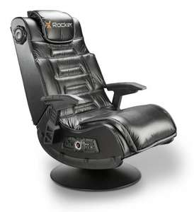 Xrocker Pro Pedestal 4.1 Wireless Gaming Chair Down to £79.99 Instore at Currys and PC World