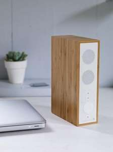 Bluetooth wire-free speaker £60.95 @Coxandcox