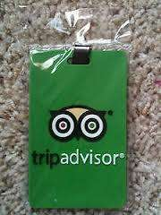 Free Trip Advisor Luggage Tag.....