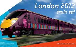 Hornby London Olympics 2012 Train Set R1153 @ Hornby store (Westfield) instore