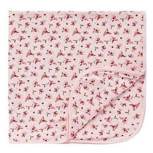 Ted Baker Baby girls blanket £4.80 delivered was £12 @ Debenhams