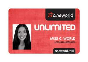 Cineworld Unlimited card is back (£140 Non-West End) + individual tickets for Odeon / Cineworld / Vue / Showcase / Empire from £4 each (child from £3) + cheap theatre tickets gym membership and extra when you join CSSC for £3.70 per month