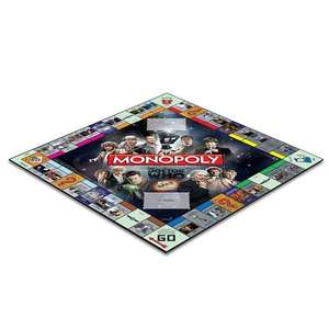 NEW! Doctor Who 50th Anniversary Monopoly £18.69 @ Play.Com