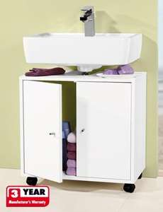 MIOMARE Under sink Bathroom cabinet @ £15.99 in Lidl