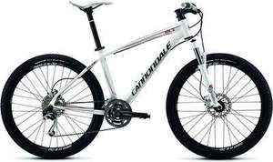 Cannondale Hardtail Mountain Bikes Up To 40% Off RRP @ Pauls Cycles