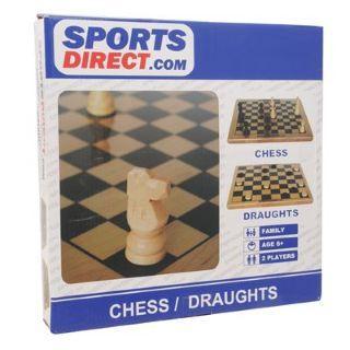 SportsDirect Chess Draughts Set £3.99 @ SportsDirect