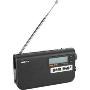 Sony DAB Radio half price £24.98 at Argos