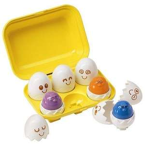 Tomy Hide 'n' Squeak Eggs now in stock & back down to £4.50 del @ Amazon