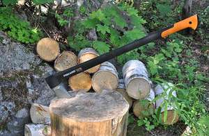 Fiskars X27 Super Splitting Axe @ Amazon.com £45.72 delivered