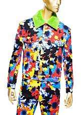 Versace Flora Jacket for men now half price!!  Only £378 delivered for free as well! Bargain!!!