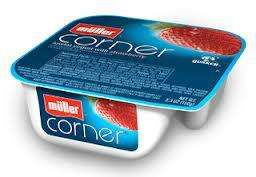 Muller Corner or Muller light ANY 3 for £1 @ ICELAND
