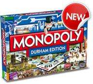 Monopoly Durham Edition £2 @ WHSmith instore
