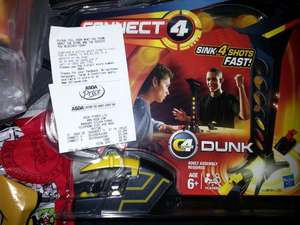 Connect 4 Dunk £3.25 @ Asda (instore)