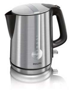 Philips HD4671/20 Brushed Metal Kettle, Back Again at £22.99 @ Amazon