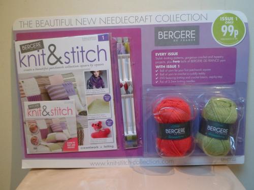 Knit and Stitch Magaziene