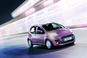 New Peugeot 107 1.0 Access 3dr  £5615 OTR Cash Price @ pentagon-peugeot.