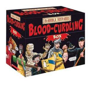 Horrible Histories: Blood-Curdling Box set [20 Books] for £16.33 Delivered @ Amazon /  sun-shine