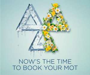Honda Motorcycles Free 12 months Roadside Assistance and Healthcheck with an MOT - £29.65