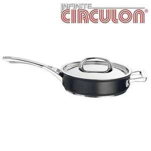 Circulon Infinite 24cm saute pan £50.73 delivered @ housemakers