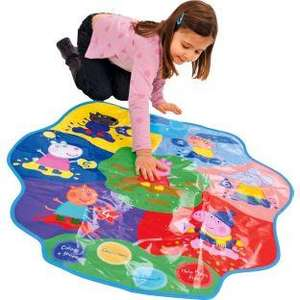 Peppa Pig Muddy Puddles Playmat Was £29.99 now £11.99 @ Argos