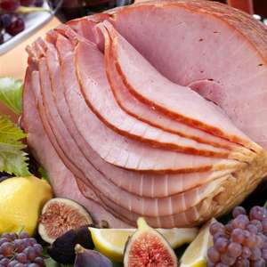 Bearfield's of London Hickory Smoked Spiral Cut Ham, 4kg  £14.99 delivered @ costco