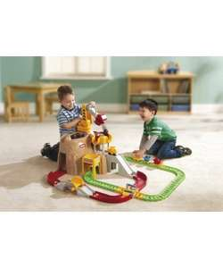 Little Tikes Big Adventures Construction Peak Road and Rail Set was £49.99 now £22.39 del to store @ Mothercare