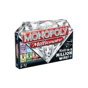 Monopoly Millionaire Board Game £11.86 from £19.99 @ Amazon