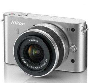 Bristol Cameras Nikon J1 + 10-30mm Lens Silver £259 plus £10 for delivery - £269