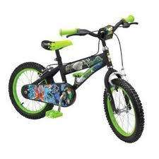 Ben 10 Ultimate Alien 16 Inch Bike - Boys' @ argos £119.99 now £49.99