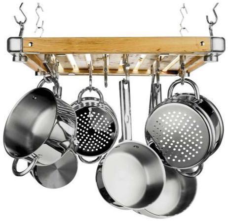 Argos - Hanging Pan Rack - £31.99